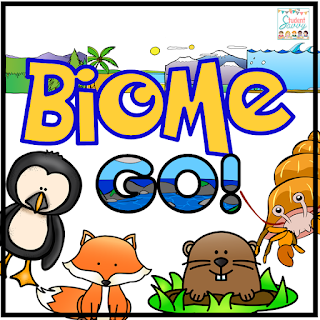 Biome Go teaching resource