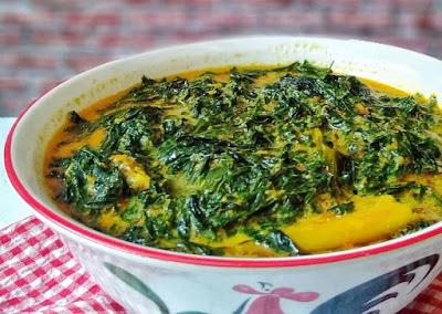 resep rahasia gulai daun singkong masakan khas padang