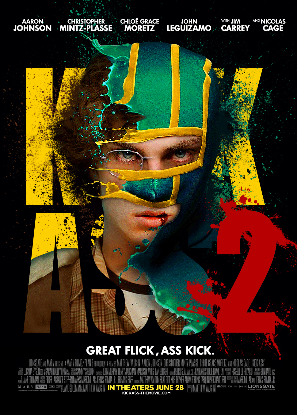 Kick Ass Movies 121