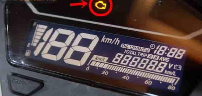 Cara Mudah Reset ECU di Motor Honda, Cuma Lewat Kunci Keyless