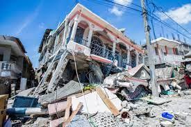 5.8-magnitude tremor rocks Haiti as it reels from devastating