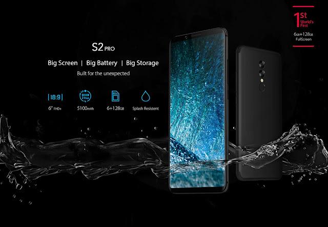 UMIDIGI S2 Pro 6GB RAM/128GB  Coupon & Review