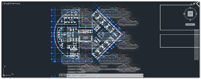 Download-AutoCAD-hospital-60-beds-dwg-cad