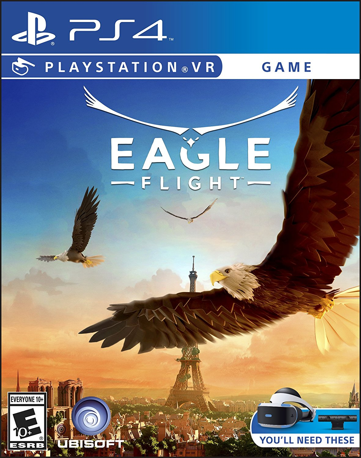 Eagle Flight (PS4) - The Game Hoard