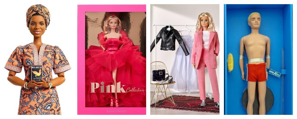 Куклы Барби 2021
