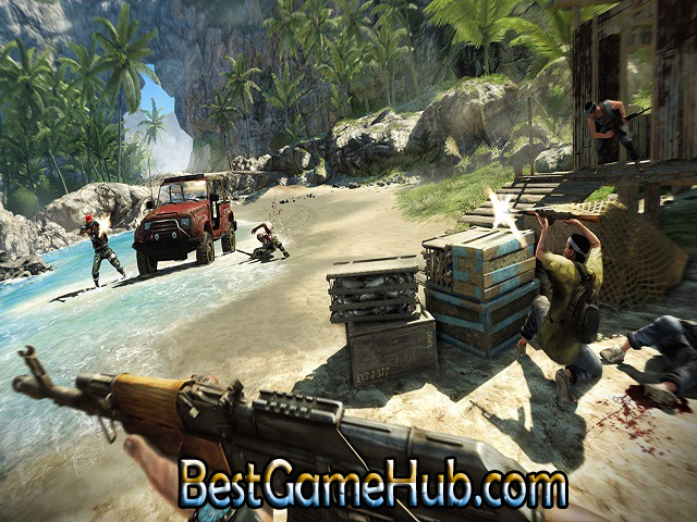 Far Cry 3 Compressed PC Repack Game With Download