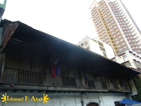 Second floor of Heneral Antonio Luna's house in San Nicolas, Manila