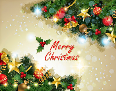 merry christmas and happy new year wallpaper download