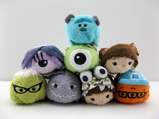 disney monsters inc tsum tsums