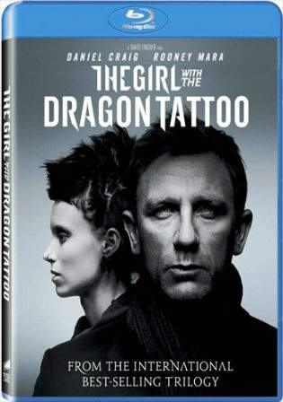 The Girl With The Dragon Tattoo 2011 BRRip Hindi 450MB Dual Audio 480p Watch Online Full Movie Download bolly4u