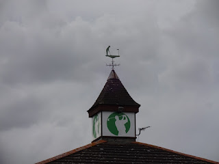 The Liverpool Golf Centre has a great weather vane