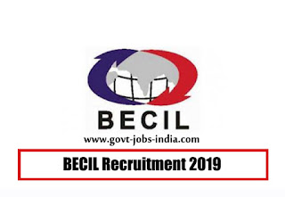 BECIL Skilled & Unskilled Manpower Recruitment