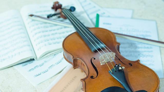 violín, música,