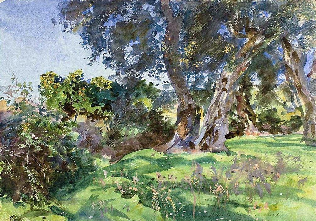 Art Artists John Singer Sargent Part 19