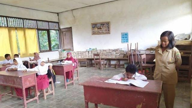 Tanggungjawab Sama, Apa Bedanya Guru Honorer dengan Guru PNS?