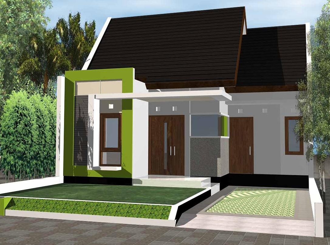 7 Desain Rumah Minimalis Modern 1 Lantai Populer Terbaru ...