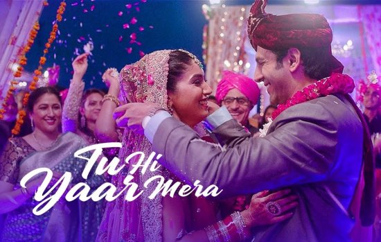 Tuhi Yaar Mera Hindi Song Lyrics - Arijit Singh - Neha Kakkar