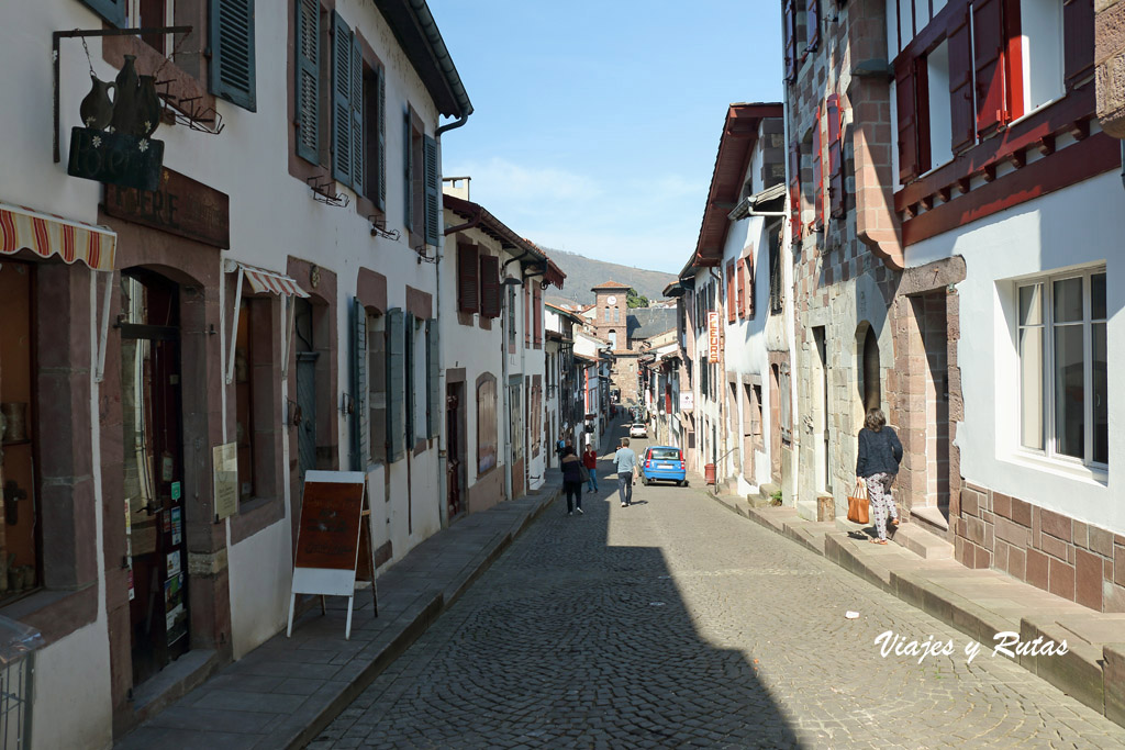 Calle España, San Juan de Pie de Puerto