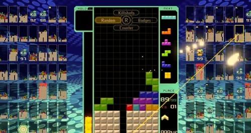 Tetris 99 download
