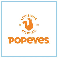Popeyes Louisiana Kitchen Logo - Free Download File Vector CDR AI EPS PDF PNG SVG