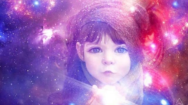 Làn sóng thứ hai, Ai là trẻ em Crystal – Trẻ em pha lê