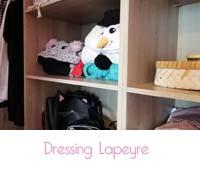 Dressing Lapeyre : le sur-mesure Made in France certifié PEFC