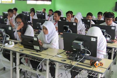 Contoh Soal Menyusun Urutan Kalimat Berbagai Jenis Teks - UNBK SMP 2020