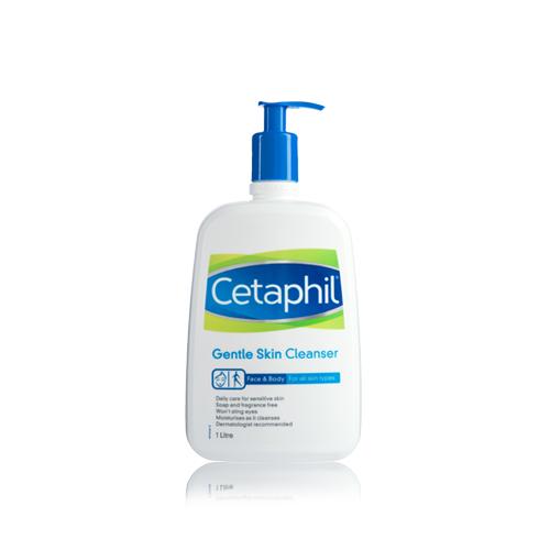 Cetaphil Gentle Skin Cleanser untuk Bersihkan Komedo