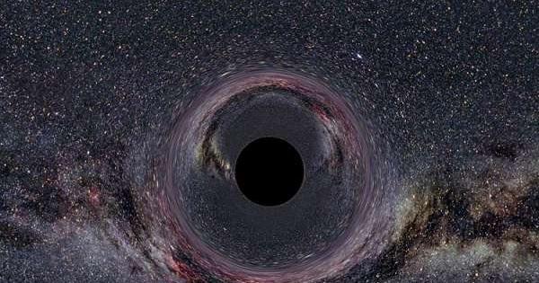 Paul Owen: CERN Creates Black Hole