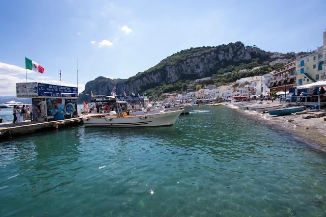 Porto di Marina grande-Capri