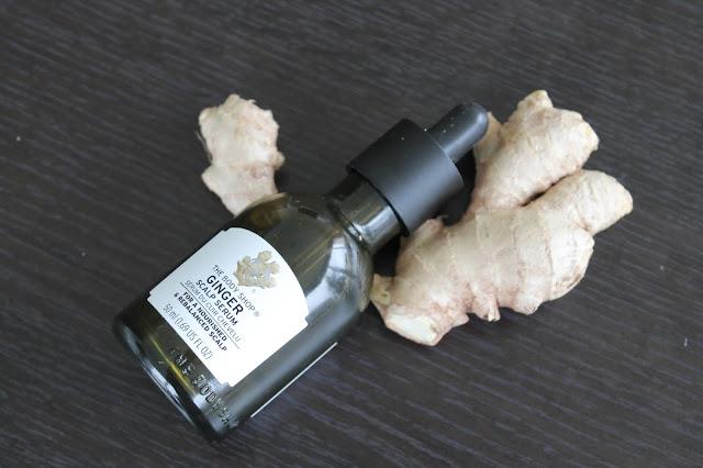 Sérum du Cuir Chevelu - Ginger Scalp Serum - The Body Shop