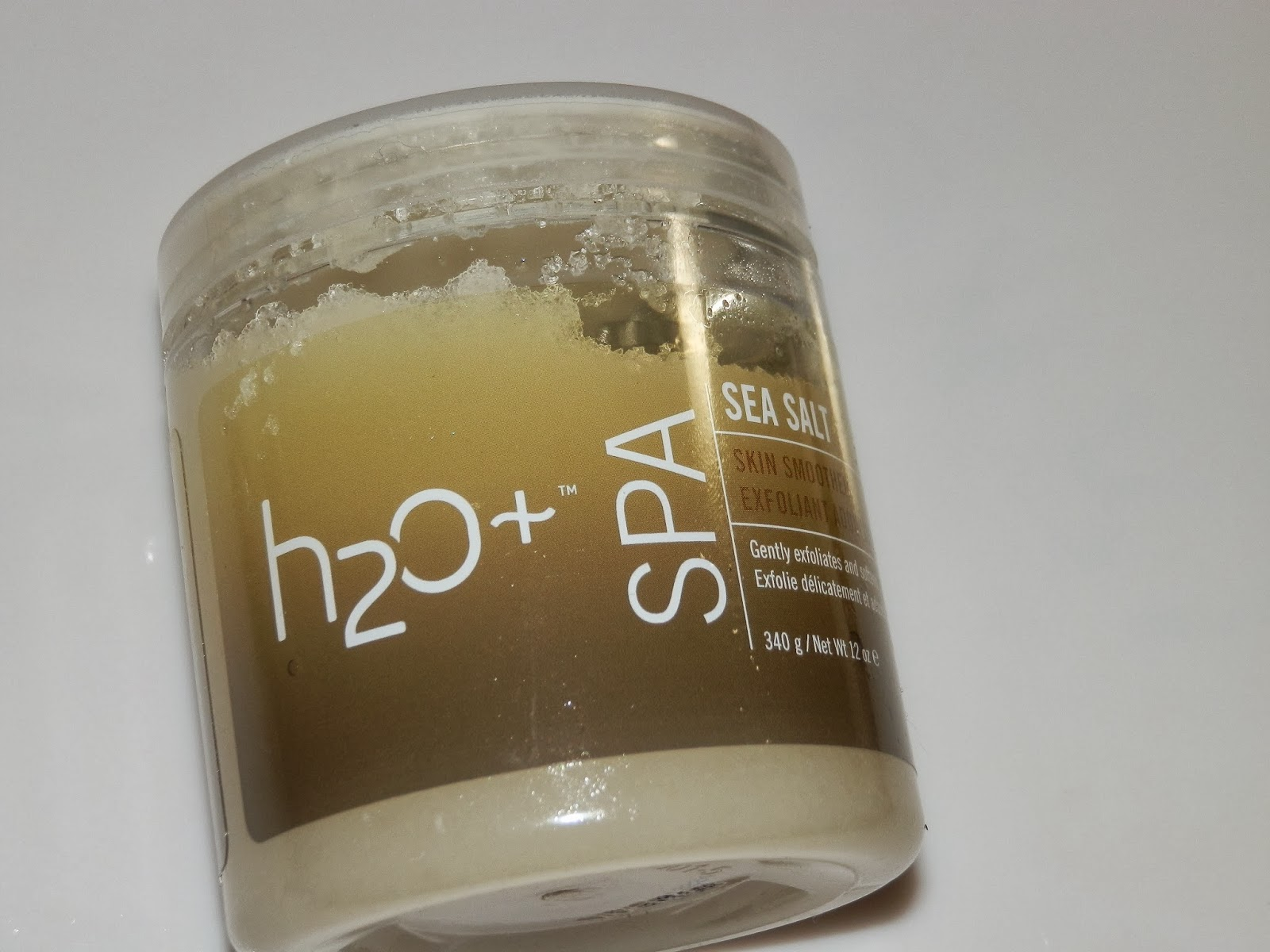 H20+ SPA Sea Salt Skin Smoother Reviews