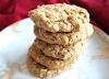 Tahini Oatmeal Cookies