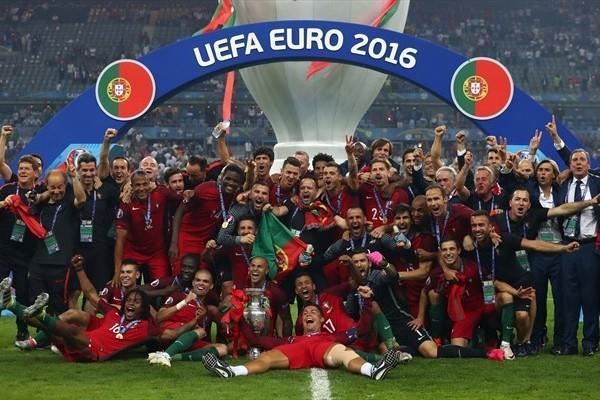 Portugal campeão da Europa!!!!