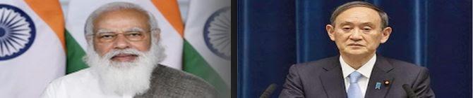 PM Modi, Suga Discuss China Aggression In Indo-Pacific Region