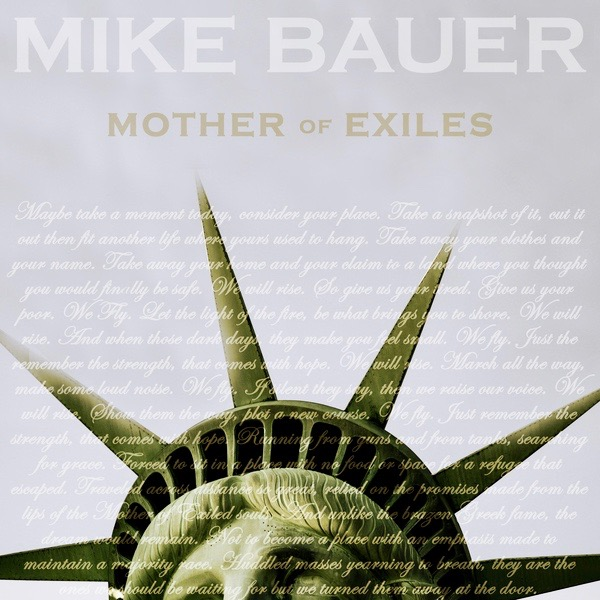 Mike Bauer music video for song Mother of Exiles on The Indies at TheIndies.Com