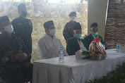 Sekda Prov DKI Jakarta, Hadiri Pelantikan MWCNU Kec.Tambora Untuk Periode 2021-2026