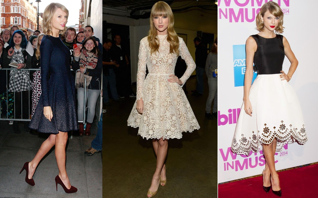 lady like, tendencia, 2016, moda evangelica, Taylor, Swift
