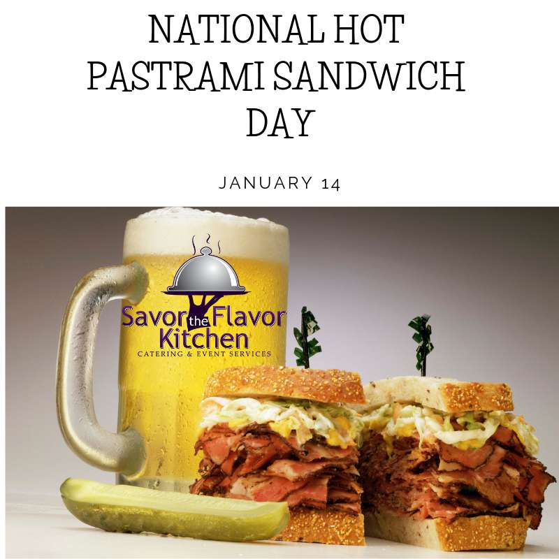 National Hot Pastrami Sandwich Day Wishes for Whatsapp