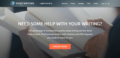 domywriting review