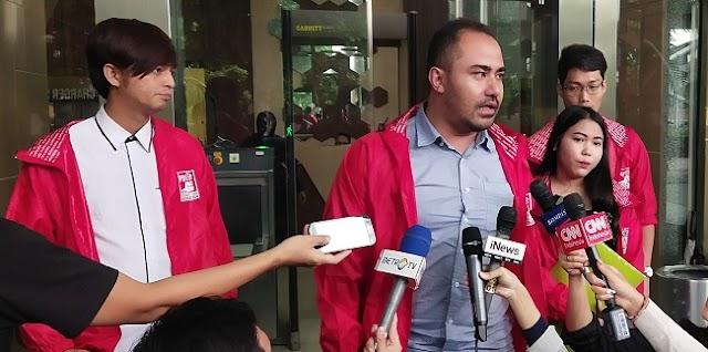 Makjleb!!! Laporkan Anies ke KPK, Kader PSI Malah Disuruh Pulang