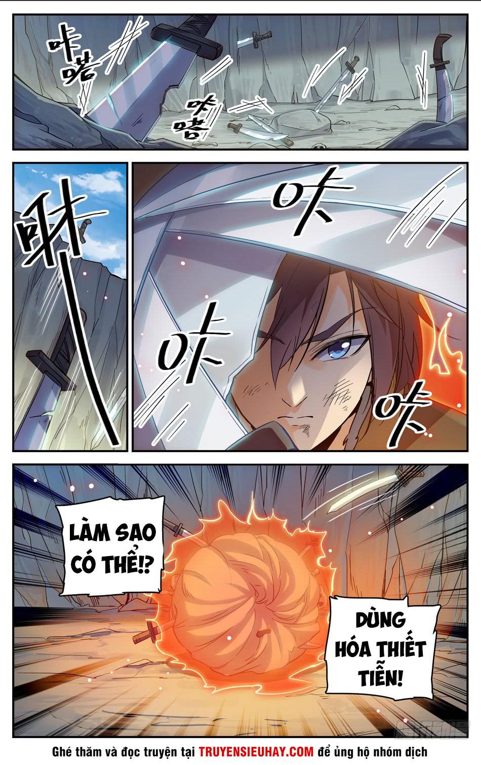 Luyện Phế Thông Thần chap 22 - Trang 8