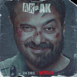 AK Vs AK full movie in Hindi