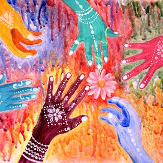 India painting merch