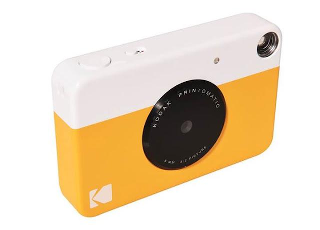 Kodak melez bir instant kamera duyurdu
