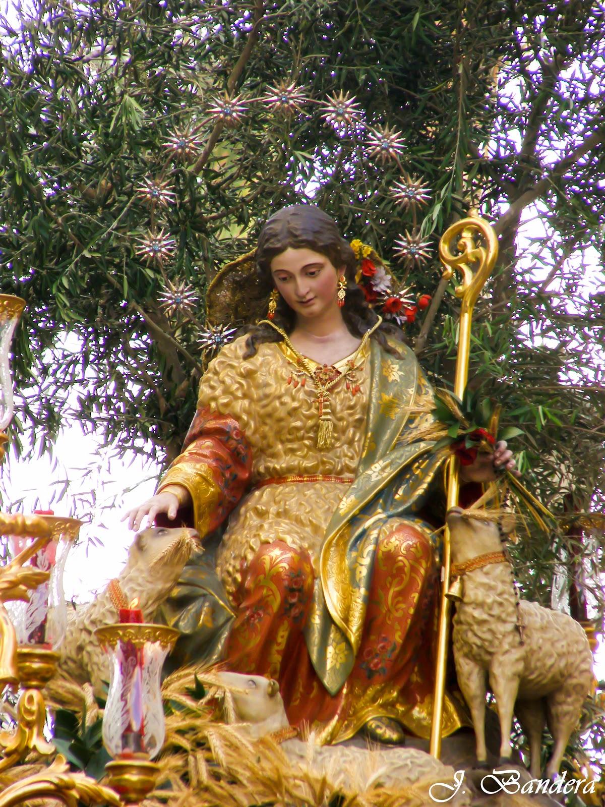 Resultado de imagen de Divina Pastora de las Almas capuchinos. Jerez de la Frontera