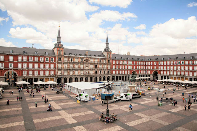 Quảng trường Plaza Mayor