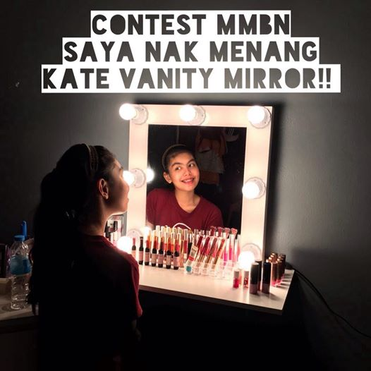 Kate Vanity Mirror