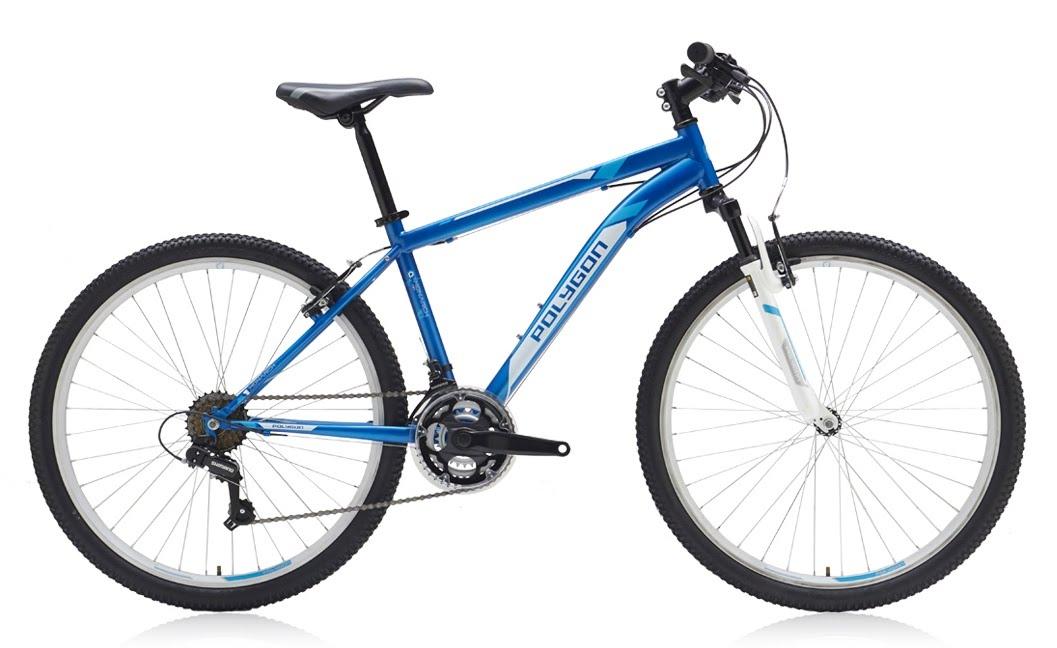 Sepeda Gunung Polygon Monarch 2.0 Rangka Besi 18 Speed 26