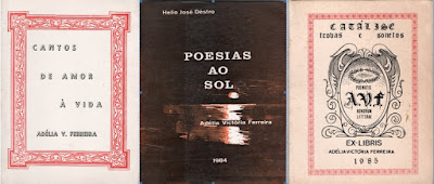Livros de Adélia Victória Ferreira.